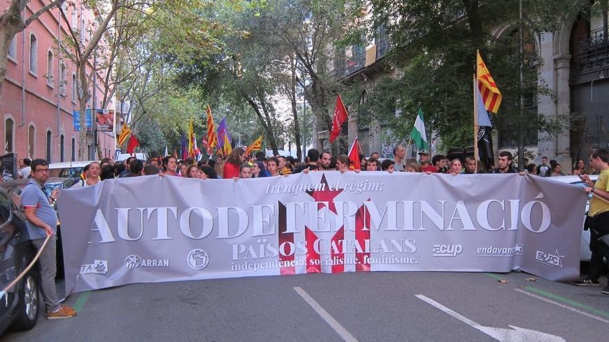 """La CUP llama a """"la desobediencia y la insubordinación"""" para concretar la independencia"""