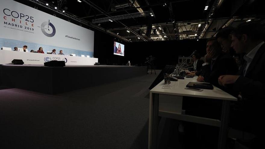 """Los países """"vulnerables"""" se sienten en inferioridad de condiciones en COP25"""