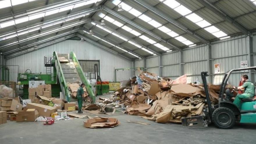 La empresa Paruvi, con sede en Torrelavega, está dedicada al sector medioambiental.