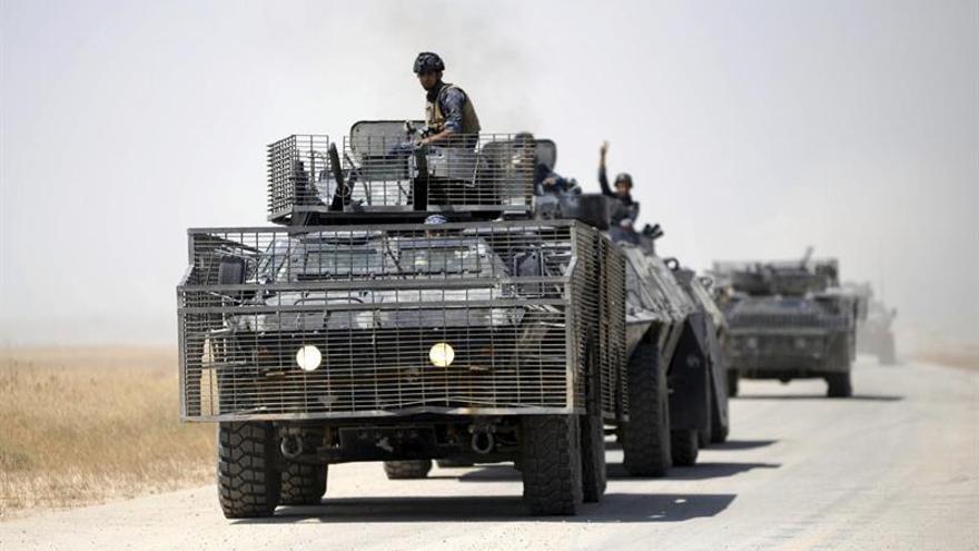 Fuerzas iraquíes matan a 65 yihadistas en el norte de Tel Afar en los últimos 2 días