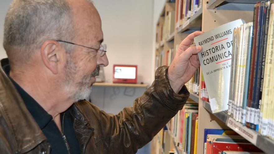Antonio García Gutiérrez /Foto: Ana Ordaz