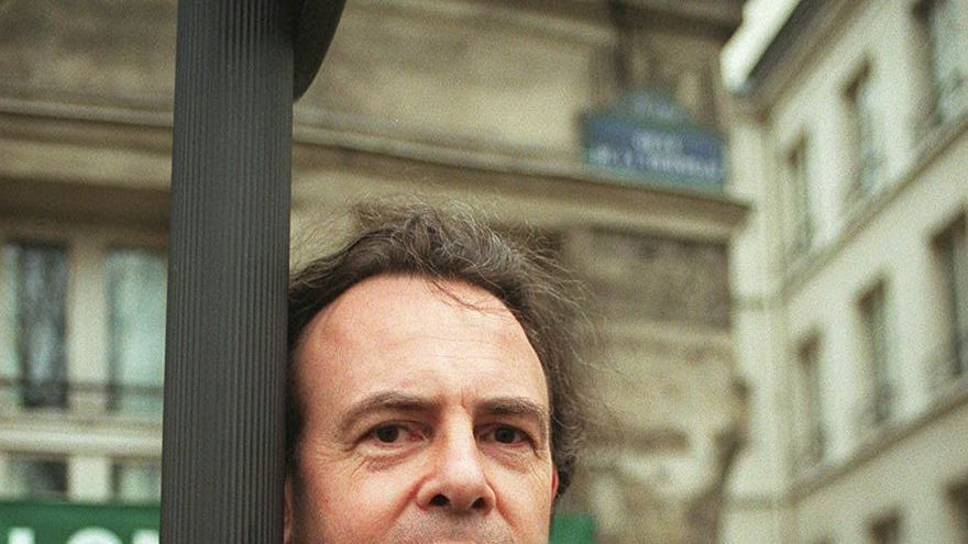 El escritor francés Patrick Modiano, Nobel de Literatura 2014