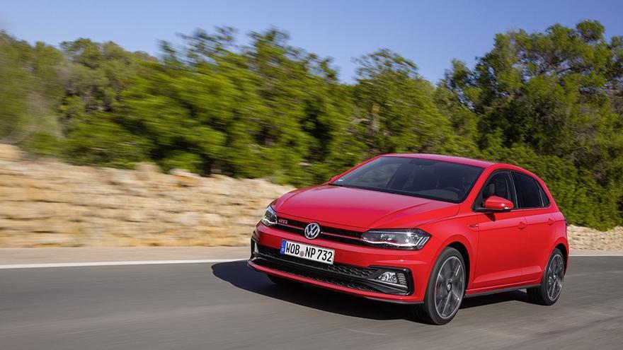 Nueva generación del Volkswagen Polo.