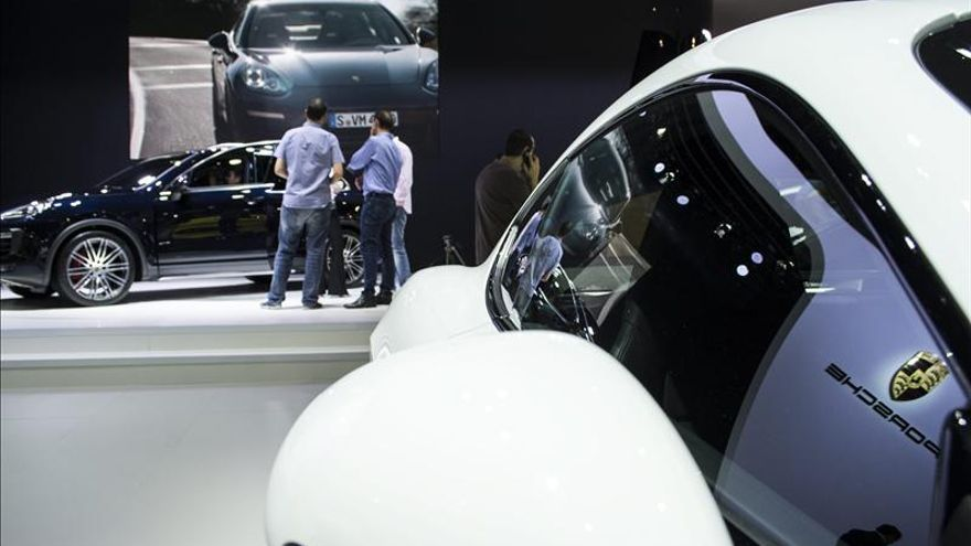 Porsche sube sus ventas un 13,8 % en los diez primeros meses del año