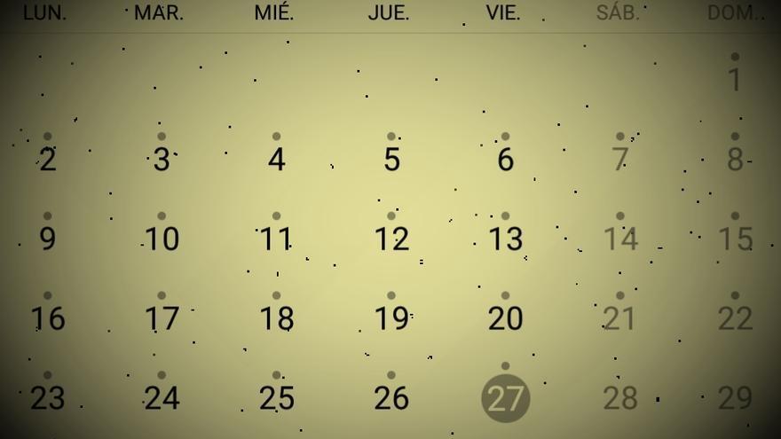 Nueve de once (viernes)