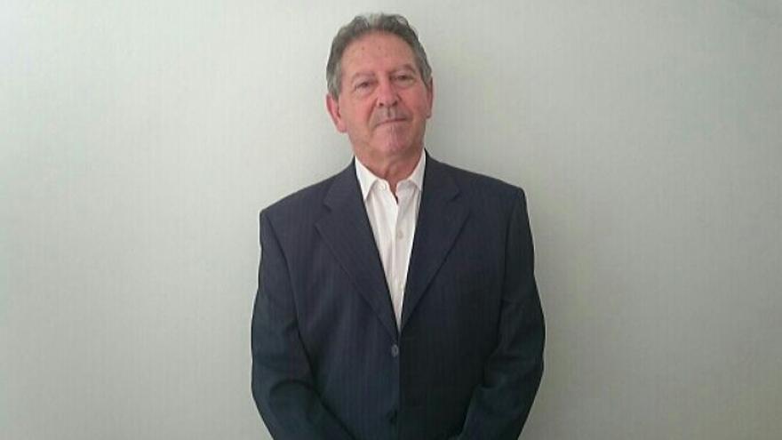 Antonio Olmedo, candidato al Senado por Ciudadanos en Fuerteventura