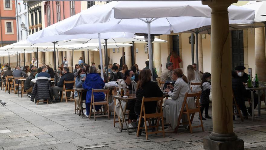 La Fiscalía rechaza el toque de queda en Asturias por verlo desproporcionado