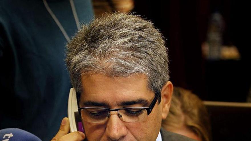"""El Govern ve """"alucinante"""" que Rajoy quiera hablar de todo menos de consulta"""