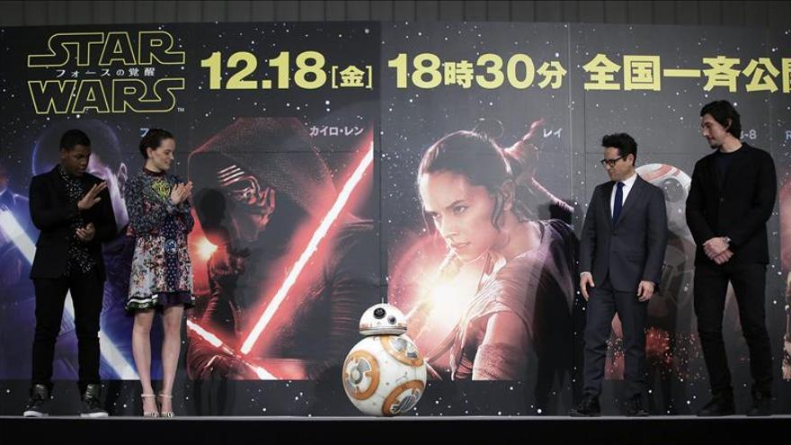 Lupita Nyong'o desaparece del cartel de Star Wars en China, acusada por presunto racismo