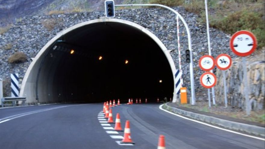 Túnel Los Roquillos