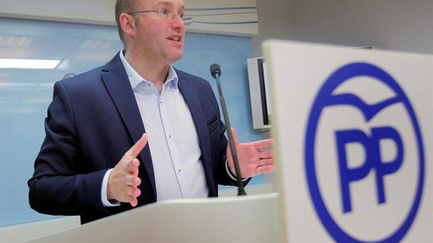 """Tellado pide investigar """"hasta el final"""" la corrupción que """"mancha"""" la imagen del PP"""