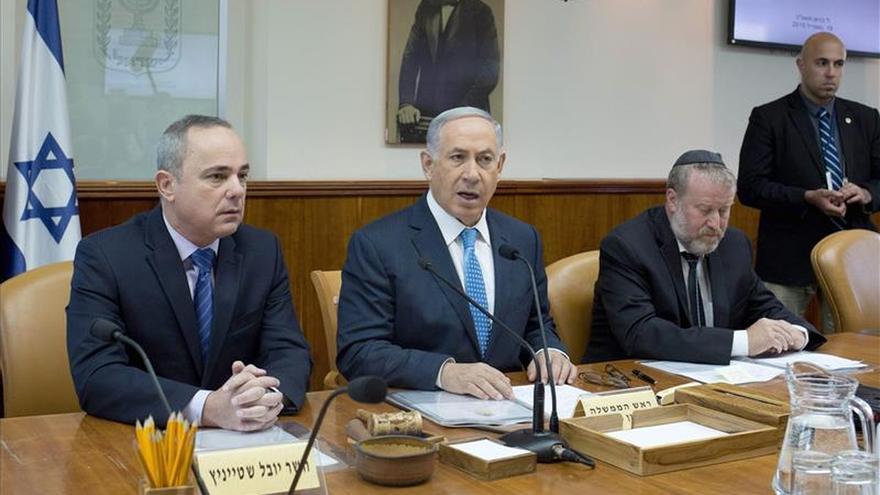 """Netanyahu considera """"muy grave"""" el suministro de misiles S-300 rusos a Irán"""