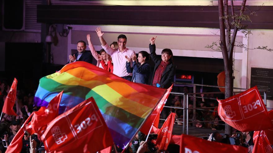 En Madrid, con el 99%, PSOE logra 2 senadores, PP salva el de García Escudero y Cs entra por primera vez