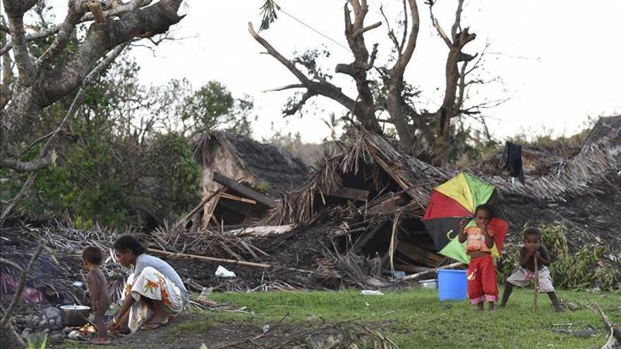 Vanuatu busca solucionar problemas en distribución de ayuda tras ciclón Pam