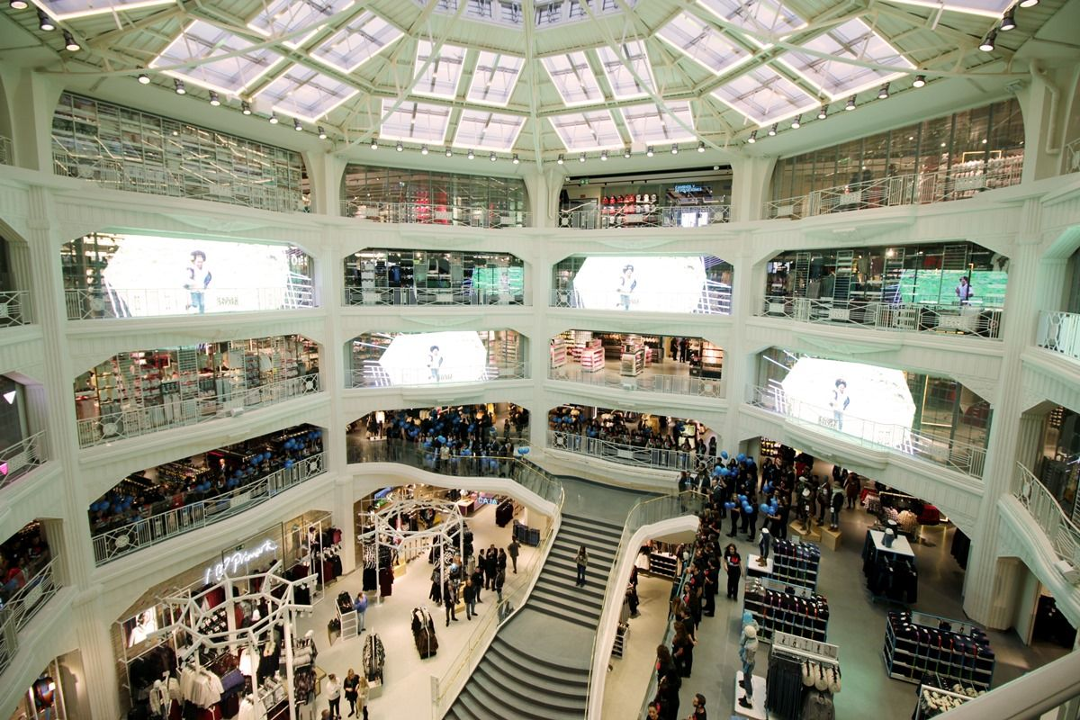 The Primark of The Gran Via of Madrid Will Be Unique in The World