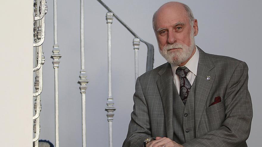 Vint Cerf / Foto: Marta Jara