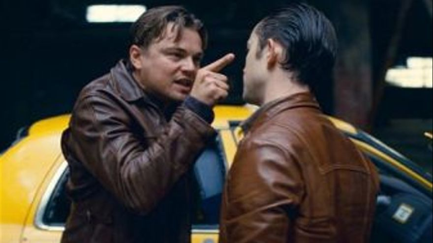 Leonardo DiCaprio en 'Inception'. (EUROPA PRESS)