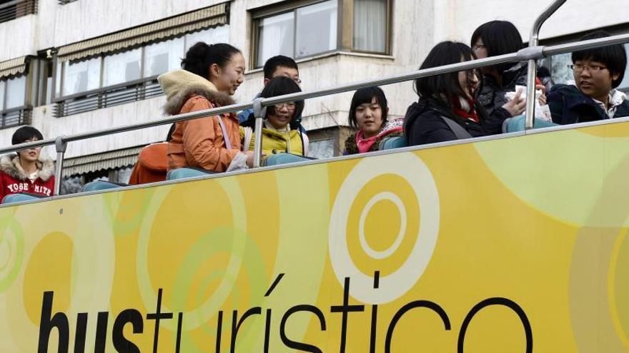 Los turistas chinos se gastarán en España más de 30 millones por su año nuevo