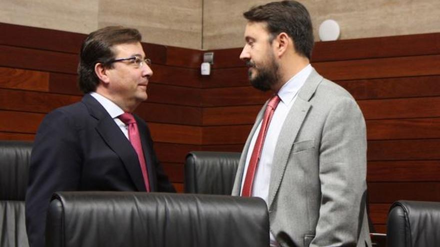 Rafael Lemus PSOE Badajoz