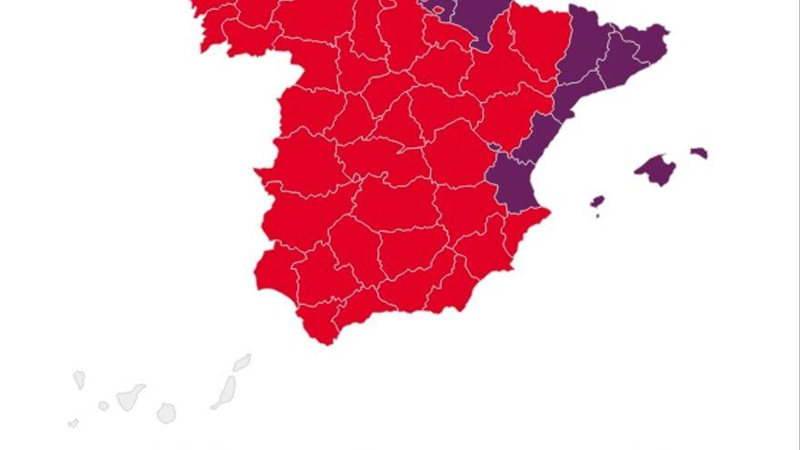 Podemos vs. PSOE