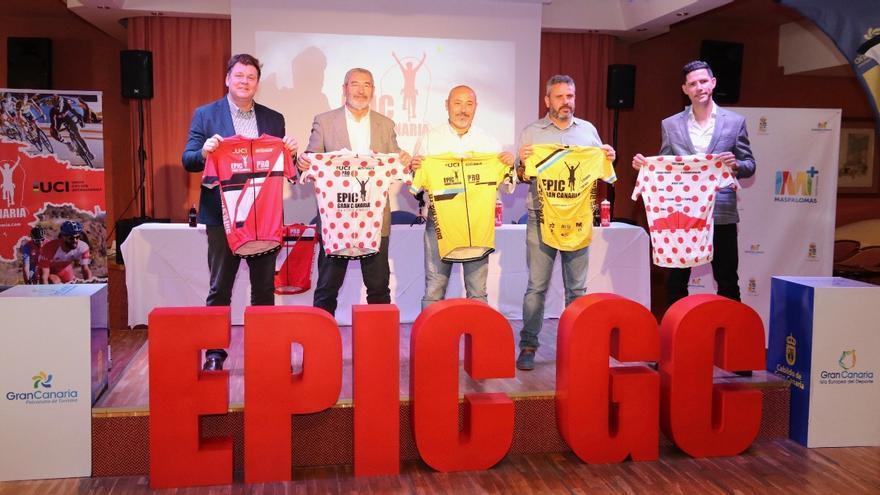 La II EPIC Gran Canaria supera los 400 ciclistas a dos semanas para su inicio