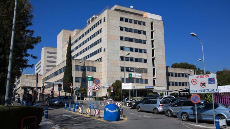 Ingresado en la UCI  un bebé con coronavirus en Málaga
