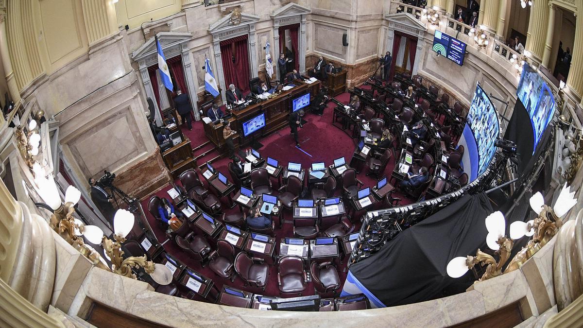 El Senado aprobó el DNU que estableció nuevas restricciones en los grandes conglomerados urbanos y un aislamiento estricto el próximo fin de semana en las zonas del país con mayor riesgo epidemiológico.