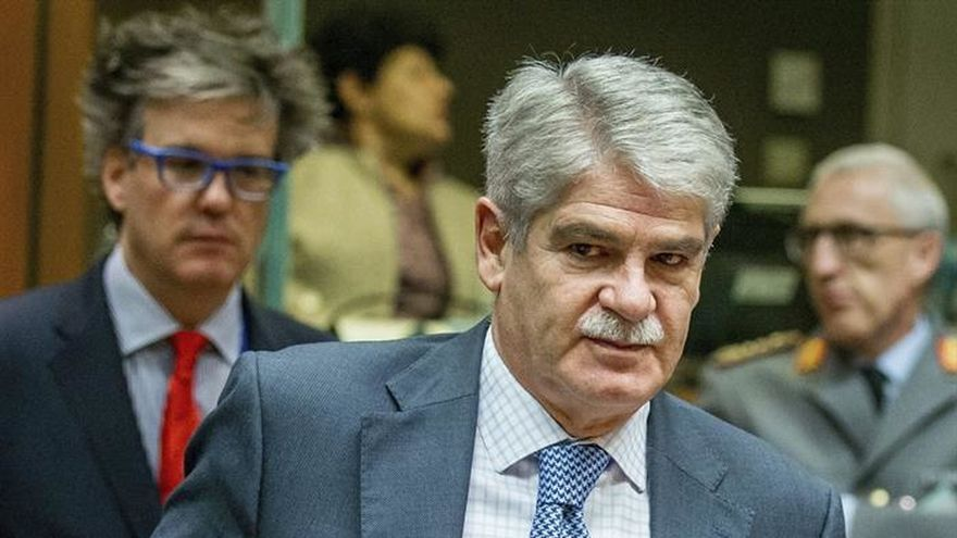 """Alfonso Dastis asegura que en esta legislatura """"habrá más España"""""""