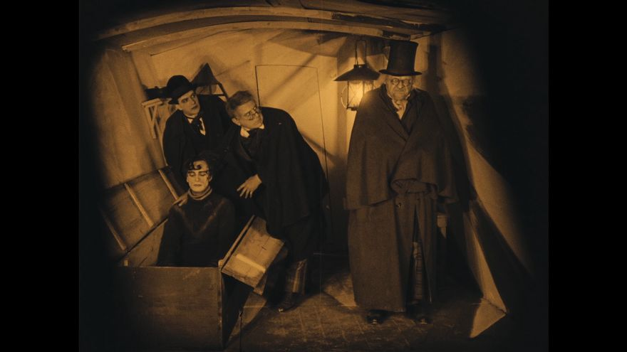 El gabinete del doctor Caligari