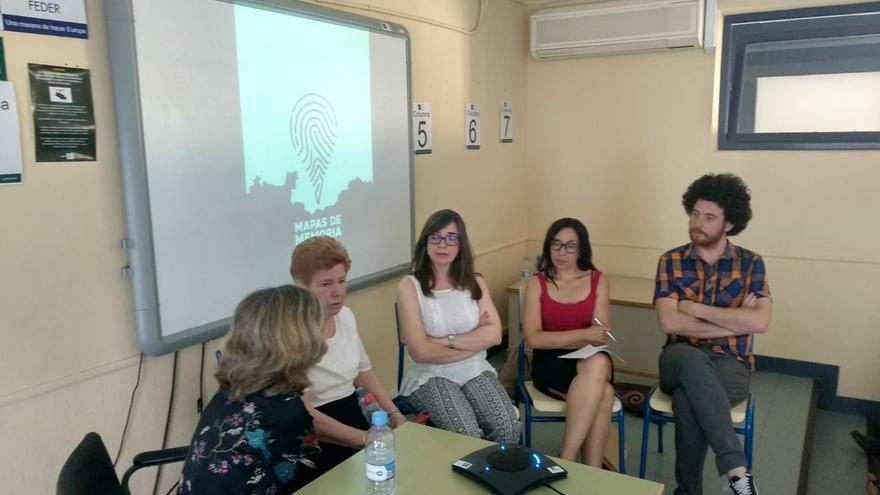 Mesa redonda del curso de verano Mapas de Memoria