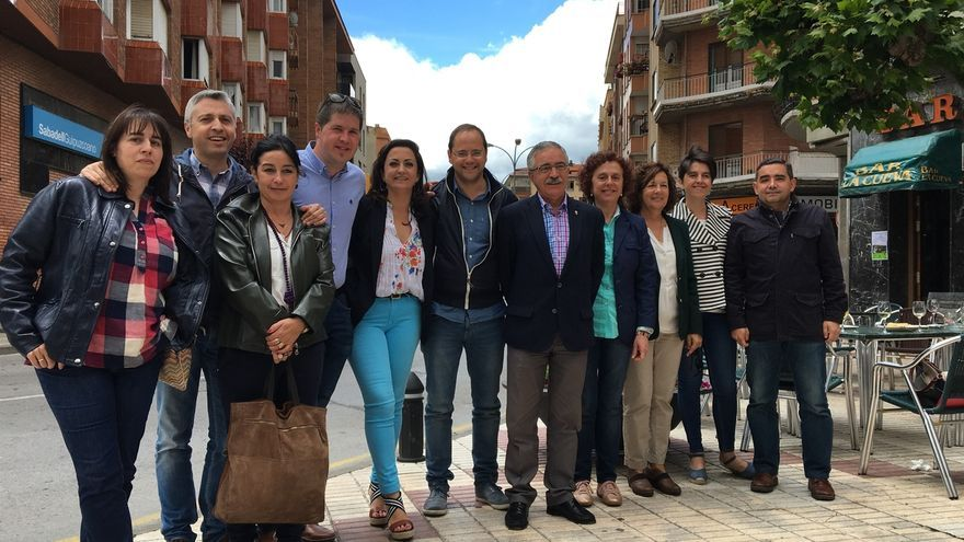 """César Luena destaca el """"compromiso del PSOE"""" con el medio rural"""