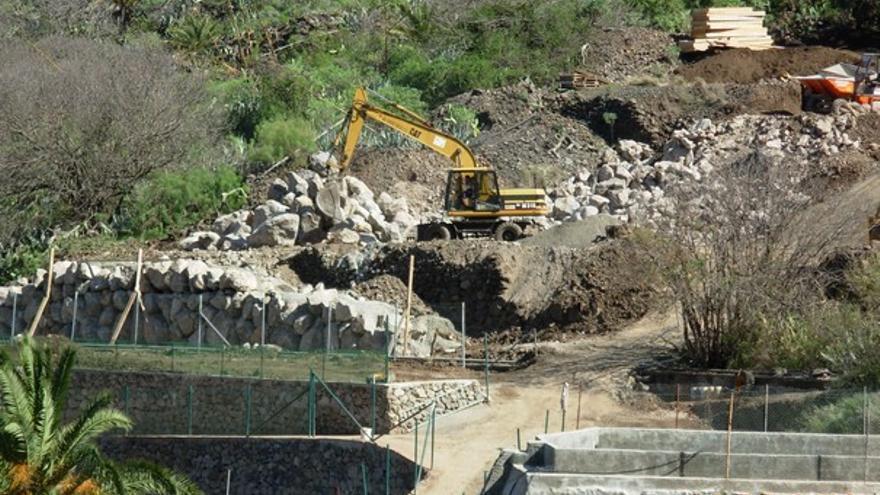 De las obras ilegales en Agaete #13