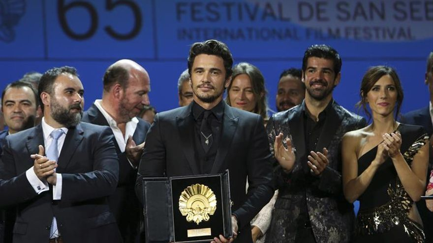 "Aplausos unánimes a la Concha de Oro a ""The Disaster Artist"" de James Franco"