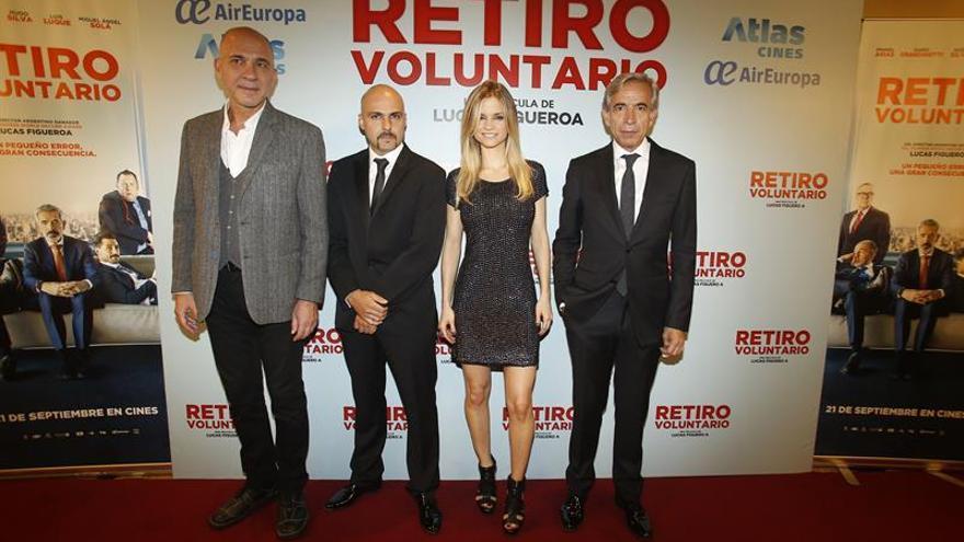 Se estrena en Buenos Aires la comedia hispanoargentina 'Retiro Voluntario'