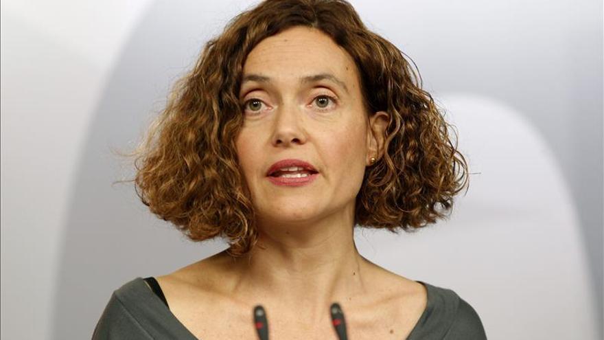 """Batet opina que """"el objetivo de Podemos es destruir al PSOE"""""""
