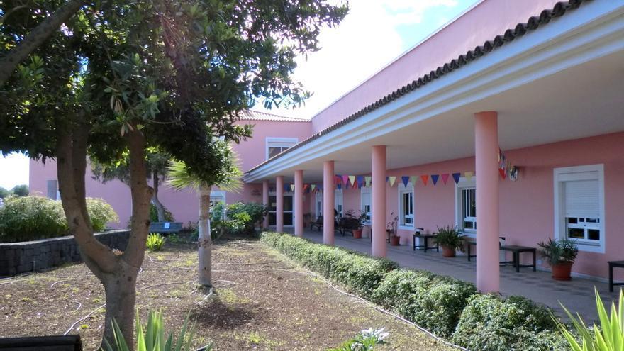Residencia Nina Jaubert de Breña Alta.