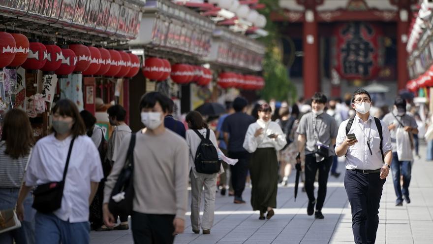 Tokio anotó hoy 107 casos de contagio de coronavirus en las últimas 24 horas, un dato que supera el centenar de infectados por primera vez desde el 2 de mayo pasado y más de un mes después de que en Japón quedara levantada la alerta sanitaria.