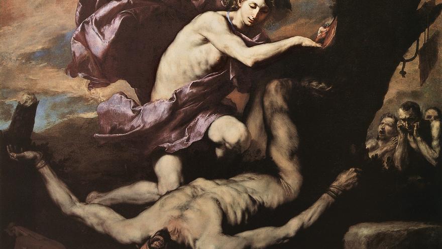 'Apolo y Marsias', José de Ribera