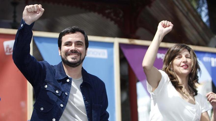 """Unidos Podemos pide que el 26-J sea referéndum """"entre el pasado y el futuro"""""""