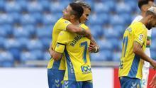 Rubén Castro celebra su gol frente al Elche