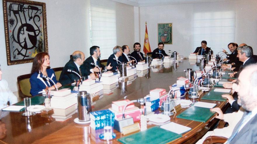 Consejo de Ministros de Felipe González (1990)