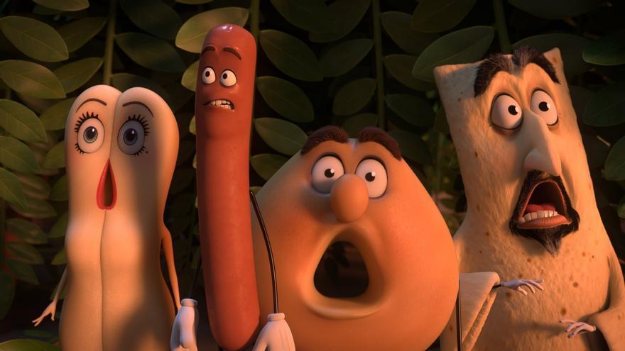 """""""Sausage Party"""" de Conrad Vernon, Greg Tiernan"""