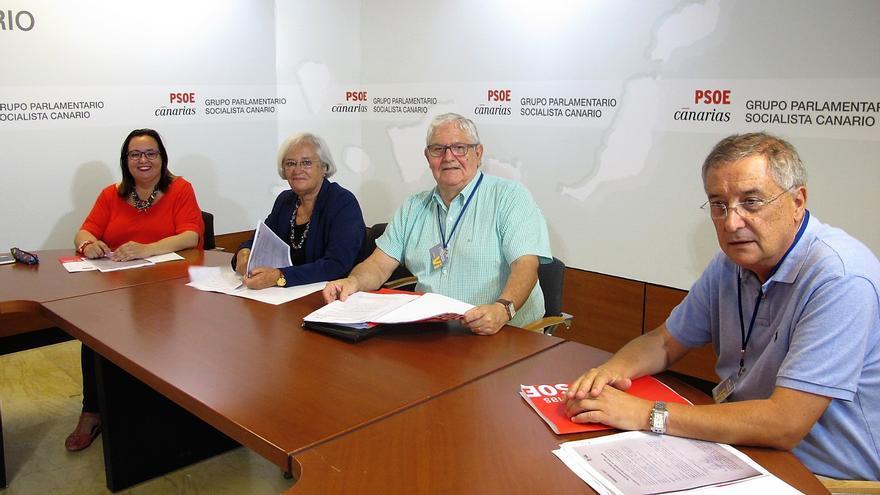 Comisión Regional de Ética del PSOE en Canarias.