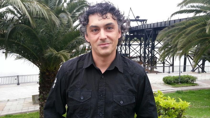 Raúl Magni, candidato de Izquierda Unida en Astillero.