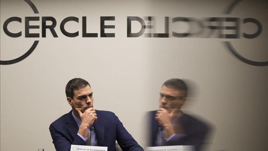 """Sánchez ironiza con que """"Rajoy actúe contra Rajoy"""" por obras en la sede del PP"""