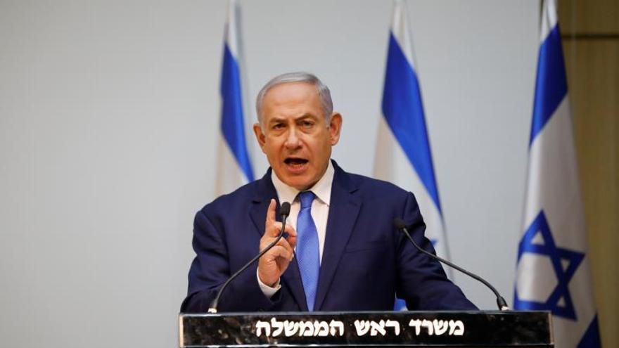 Polémica después de que Netanyahu dijera que los polacos colaboraron con los nazis
