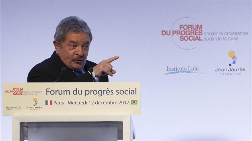 Lula debe servir de ejemplo para los líderes árabes, según dice un opositor egipcio