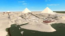 Cuando la realidad virtual llega a una tumba egipcia de cinco mil años de antigüedad