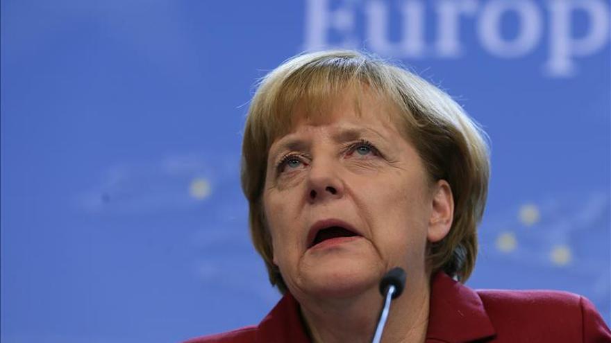 Merkel habría sido espiada desde la embajada de EEUU en Berlín, según un diario