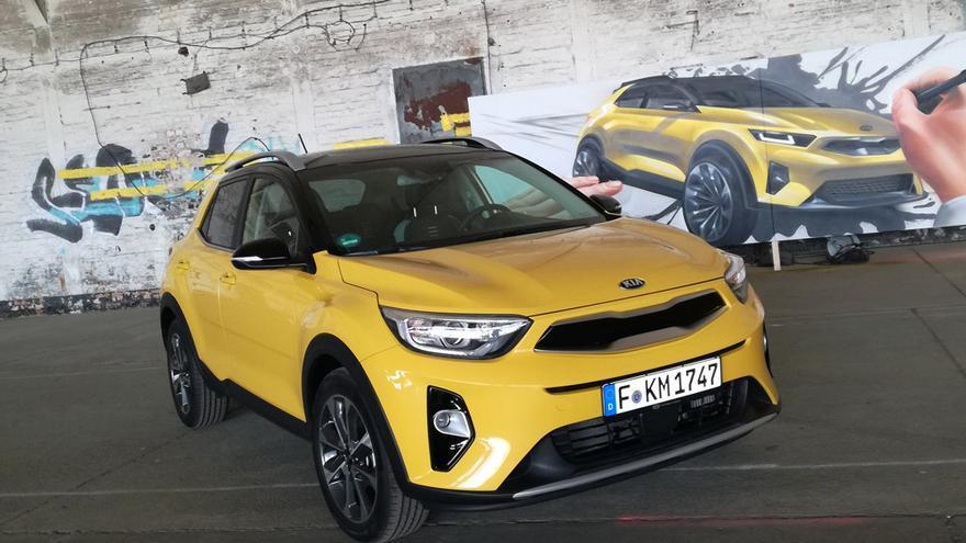 El nuevo Kia Stonic, ya a la venta desde 12.912 euros.